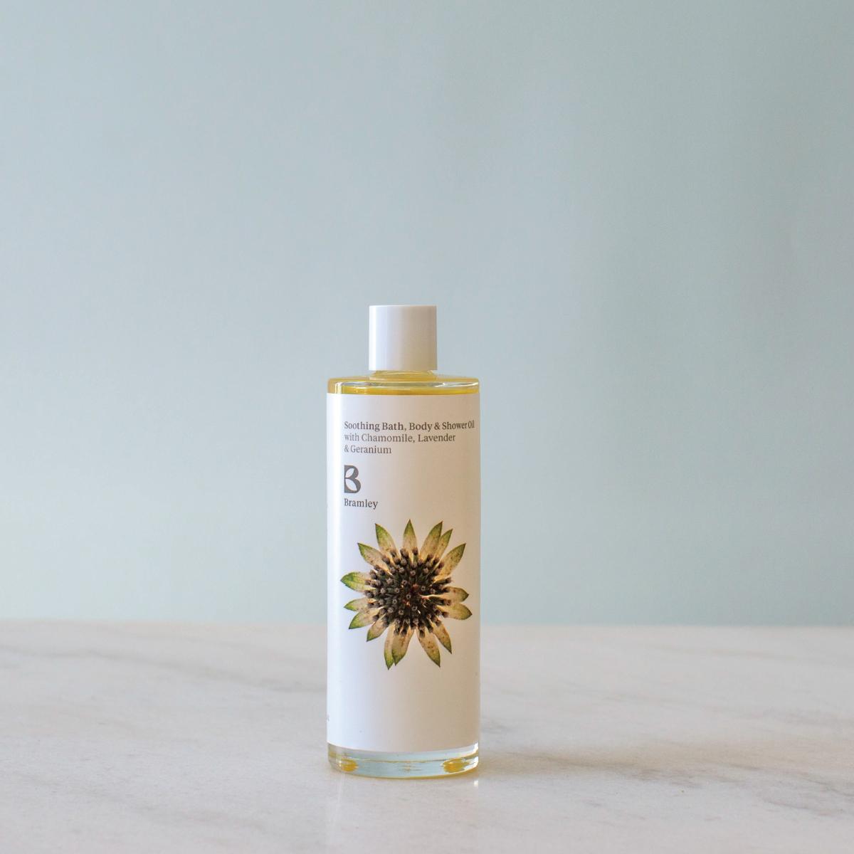 Bramley-Soothing-Shower-Oil
