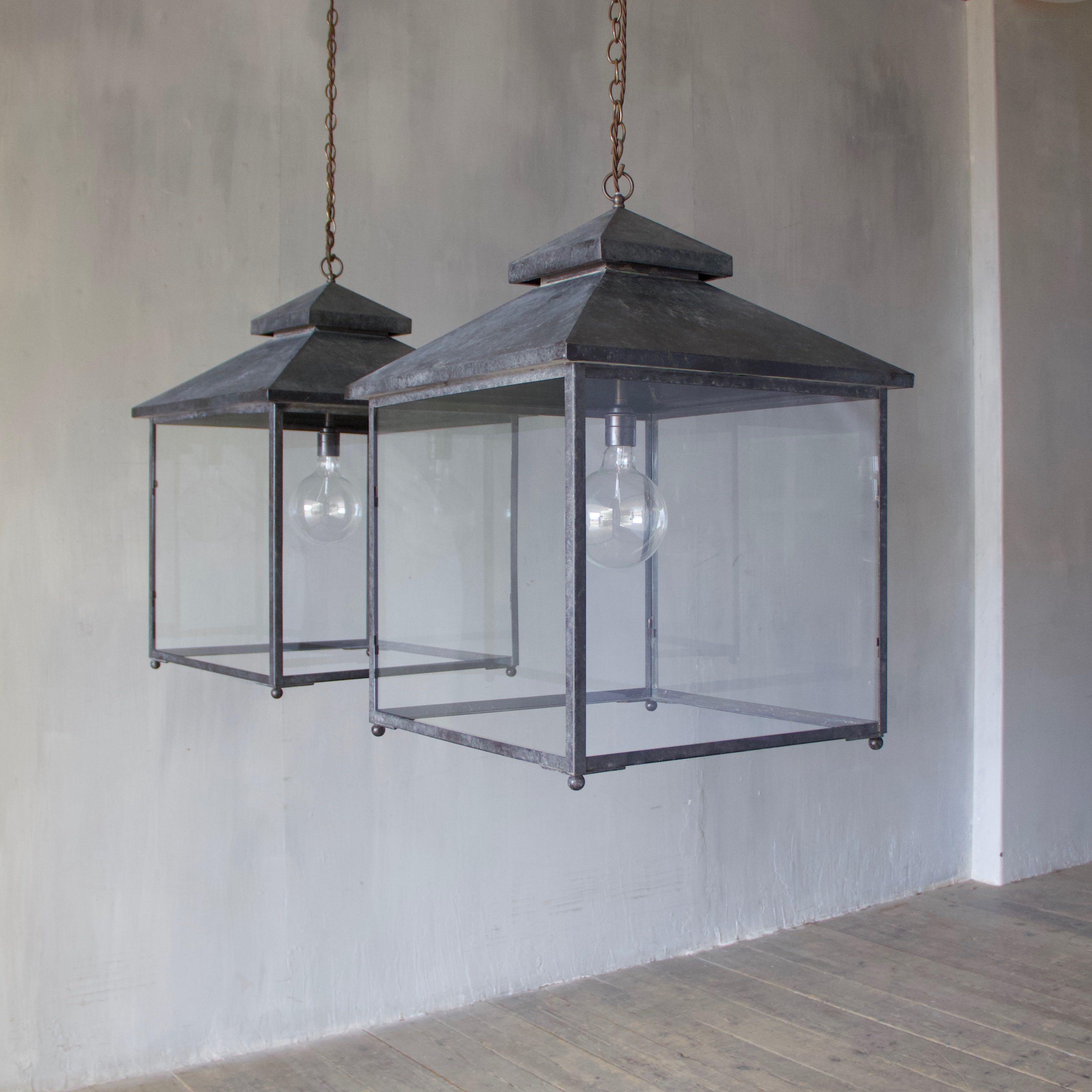 Galley lantern | Matthew Cox | Square